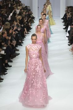 Ellie Saab's Spring 2012 Collection----- love it!
