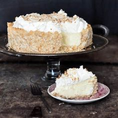 Cheesecake Factory * COCONUT CREAM CHEESECAKE *** photo & recipe courtesy of Cheesecake Factory
