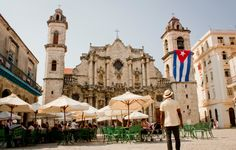 Cheap and Deep: Immerse yourself in Havana, Cuba, on a budget . Havana Cuba, Notre Dame, Traveling By Yourself, Caribbean, Street View, Adventure, Outdoor, Bucket, Deep
