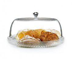 Bouclair  Cloche à gâteau transparente Diamond