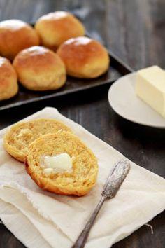 Recipe: Thanksgiving Recipes / Sweet Potato Dinner Rolls Recipe - tableFEAST