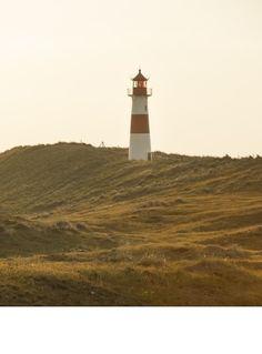 Wellnesshotel Severin auf Sylt - Leuchtturm in den Dünen am Ellenbogen in List