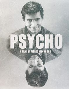 psycho. hitchcock.
