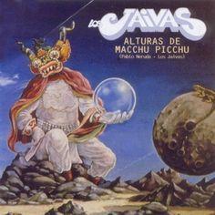 Los Jaivas - Alturas De Macchu Picchu (1981)