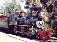 """Roger E. Broggie  machinist at Disney Studios was approached to create a 1/8 scale steam loco, The Disney Railroad was inspired by Walts love for trains, In 1953 AT&SF sponsor offset construction & costs and it opened  as the """"Santa Fe & Disneyland Railroad""""from 1955 to 1974. Unlike most of Disneyland  the Disneyland Railroad, as well as the Mark Twain Riverboat & the Monorail was owned and operated by Walt himself of Retlaw. Walter, spelled backwards. incorporated privately for the…"""