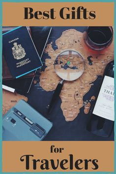 After traveling full time for 3 years we have tried numerous pieces of luggage, electronics and other items meant to make travel life better and more efficient. Here is our own personal list of best gifts for travelers in your life. via @livedreamdiscov