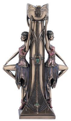Art Deco Ladies | Product Range > Art Deco > Art Deco Ladies ....... Depictions of Gemini