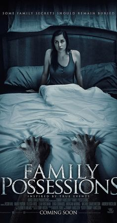 Directed by Tommy Faircloth. With Felissa Rose, Mark Patton, Jason Vail, Leah Wiseman. After moving into the home of a deceased relative, a family discovers they may have inherited more than just the house.