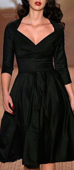 Lena Hoschek - Austrian Designer maybe the perfect dress.