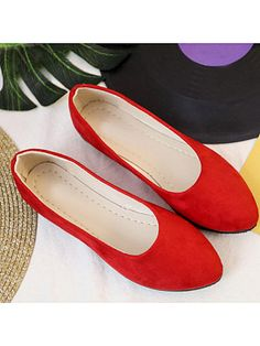 Plain Flat Velvet Round Toe Casual Flat & Loafers , Buy Affordable And Fashionable Women's clothing Online. Buy Shoes, Bags, Dresses Etc. Heeled Loafers, Loafer Flats, Low Heel Sandals, Heels, Pumps, Floral Flats, Cheap Shoes Online, Pointed Toe Flats, Casual Sneakers