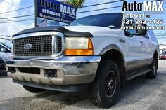 2000 Ford Excursion Sport Utility