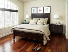 A modern country Palette  Start with a neutral color cold, but soft, like beige or beige mystical alphano (colors shown are from Benjamin Moore). Choose one of the walls of color in bold and fuchsin. Select bedding, accessories, window treatments or a blanket on the floor or area complement the highlight color you selected.
