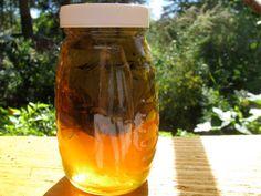 herbal infused honey