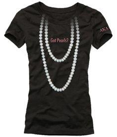 Got Pearls? | AKA