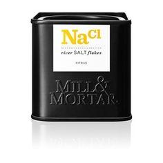 Mill & Mortar Zitronensalz Bio Salz Spanien Weihnachtsgeschenke - Gefunden auf #KONTOR1710