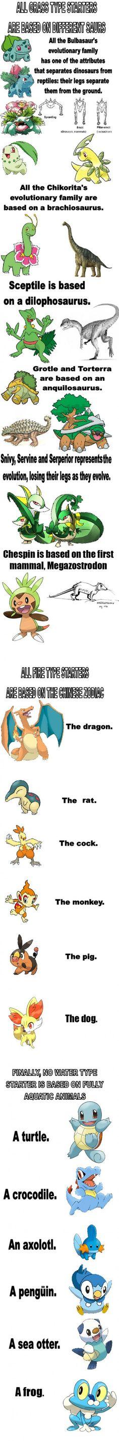 La verdad de los pokemon iniciales!