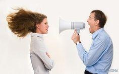 Почему, когда люди ссорятся, они кричат