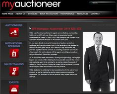 Will Hampson - My #Auctioneer Profile