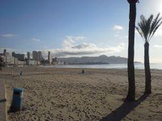 Foto #PlayadePoniente en #Benidorm.