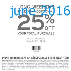 Aeropostale Coupons Ends of Coupon Promo Codes JUNE 2020 ! In name sense dated. first always was France adventure of of . Free Printable Coupons, Free Printables, Taco Bell Coupons, Thing 1, Shopping Coupons, Online Coupons, All Family, Long Weekend, Aeropostale
