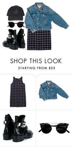 """To die for"" by florenciafashionstreethunter ❤ liked on Polyvore featuring Olive + Oak, Balenciaga and Topshop"