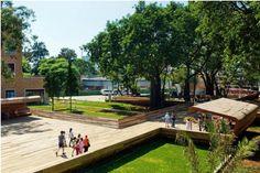 Praça Victor Civita Ano do projeto:  2006/2007 Ano de construção:  2008 Localização:  Rua Sumidouro, 580 – Pinheiros - São Paulo/SP  Arquitetas:  Adriana Blay L...