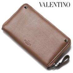 BUYMA.com ユニセックス! ★ VALENTINO ★ ロックスタッズ 長財布(18108843)