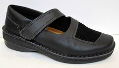 NAOT Black Leather Mary Jane Size 37/US 6-6.5 #Naot #MaryJanes