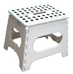 Plastic Folding Stool Step Chair Shower Bath Seat Portable Bathroom Spa Camping for sale online Iron Furniture, Unique Furniture, Kids Furniture, Portable Stool, Wrought Iron Chairs, Toddler Table And Chairs, Ikea Chair, Folding Stool, Chair Pads
