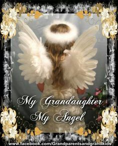 Granddaughter angel