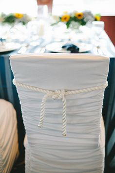 Nautical Boat Wedding Ideas from Dixie Pixel