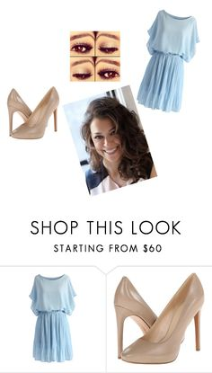 """""""Untitled #240"""" by sodapop-999 ❤ liked on Polyvore featuring Chicwish and Nine West"""