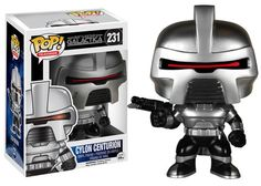 Pop! TV: Battlestar Galactica Classic - Cylon
