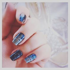 Where are my #Disney #disneystyle #disneyprincess #disneylover did you know you can rock #Cinderella on your #manicures