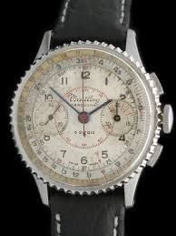 Výsledek obrázku pro Breitling vintage watches