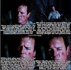 I don't know about you guys but I just adore Sheriff Stilinski, even if he didn't believe