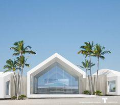"227 curtidas, 2 comentários - Arthectonica (@arthectonica) no Instagram: ""Pavilion Second Home (2017). Teotimo Architect (Tenerife-Canary Islands-Spain). #arquitectura…"""
