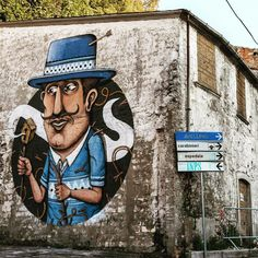 Seacreative came up with this wall in Ariano FolkFestival athellip