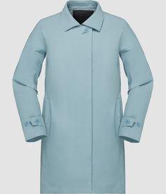Norrøna oslo Gore-Tex Coat for women - Norrøna® Coats For Women, Jackets For Women, Gore Tex Fabric, Ski Touring, Jackets Online, Oslo, Shirt Dress, Mens Tops, Shirts