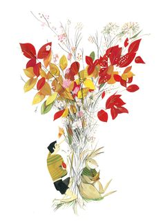 Plant Series   by Jon Lau, via Behance
