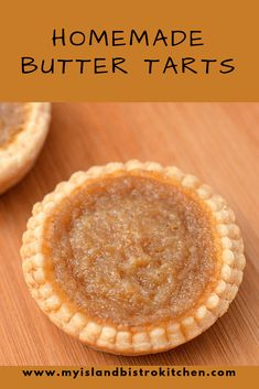 Butter Tarts A Quintessential Canadian Dessert My Island Bistro Kitchen The post Butter Tarts A Quintessential Canadian Dessert My Island Bistro Kitchen appeared first on Dessert Factory. Recipe For Butter Tarts, Canadian Butter Tarts, Pastry Recipes, Tart Recipes, Dessert Recipes, Xmas Desserts, Cookie Desserts, Sweet Recipes, Empanadas
