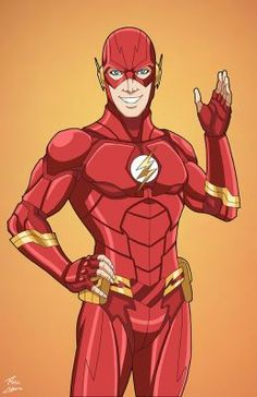 """""""The Flash"""" sponsored by an anonymous backer for Roysovitch's project. Character belongs to DC Comics. FB page for The Flash - variant commission Héros Dc Comics, Heros Comics, Flash Comics, Marvel Heroes, Flash Characters, Dc Comics Characters, Flash Art, The Flash, Flash Drawing"""