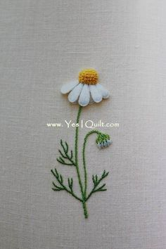 Hand Embroidery Art, Hand Embroidery Tutorial, Embroidery Stitches, Embroidery Patterns, Art Drawings For Kids, Cutwork, Color Rosa, Flower Designs, Needlework