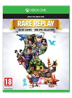 Rare Replay (Xbox One) Microsoft http://www.amazon.co.uk/dp/B00ZFNLHK4/ref=cm_sw_r_pi_dp_M7yHvb0DA7B0Q