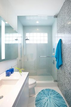 Pour tous ceux qui ont une salle de bain avec petite surface et sont à la recherche d`idées d'aménagement, nous proposons de regarder notre sélection de 26 idées d' aménagement salle de bain