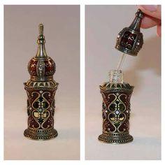 Pembe Kurdele'nin yeni esans şişesi hediyelikleri   www.pembekurdele.net