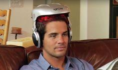 Dispositivo iGrow promete combater a queda de cabelo