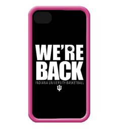 Design your own #IU iPhone case! Official Online Indiana University Custom Shop