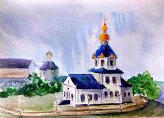 Watercolor plenary