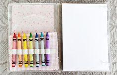 Kit da disegno fai da te da portare in viaggio http://www.piccolini.it/post/680/kit-da-disegno-fai-da-te-da-portare-in-viaggio/
